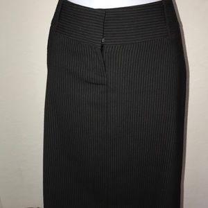 💋❤️Beautiful black striped pencil skirt